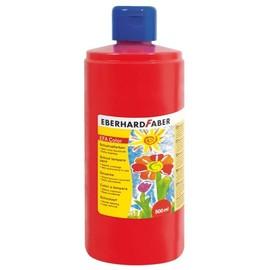 Schulmalfarbe EFACOLOR 500ml permanent karmin Eberhard Faber 575126 Produktbild