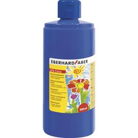 Schulmalfarbe EFACOLOR 500ml kobaltblau Eberhard Faber 575151 Produktbild