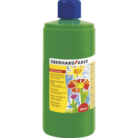 Schulmalfarbe EFACOLOR 500ml permanentgrün Eberhard Faber 575163 Produktbild