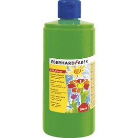 Schulmalfarbe EFACOLOR 500ml laubgrün Eberhard Faber 575166 Produktbild