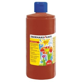 Schulmalfarbe EFACOLOR 500ml venzianisch rot Eberhard Faber 575176 Produktbild