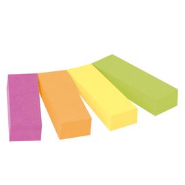 Haftstreifen Post-it Page Marker 12,7x44,4mm Papier 3M 670-4CA (PACK = 4X50BLATT) Produktbild