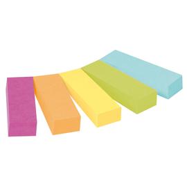 Haftstreifen Post-it Page Marker 12,7x44,4mm Papier 3M 670-5CA PACK = 5X50BLATT) Produktbild