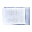 Planschutzhüllen A3 320x440mm verschließbar transparent Böck (PACK=30 STÜCK) Produktbild Additional View 2 S