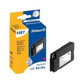 Tintenpatrone Gr. 1723 (CN047AE) für Officejet Pro 8100/8600 17ml magenta 4109071 Produktbild