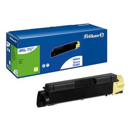 Toner Gr. 2892y (TK-580Y) für FS-C5150 2800Seiten yellow Pelikan 4223043 Produktbild
