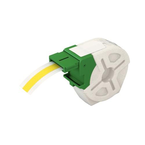 Endlosetikettenkartusche 12mmx10m Plastik gelb Icon Leitz 7015-00-15 (ST=10 METER) Produktbild