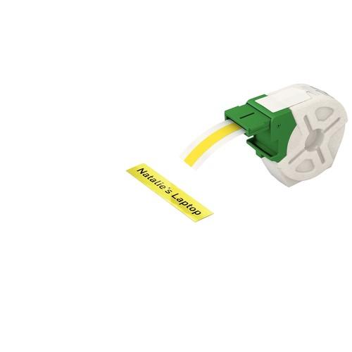 Endlosetikettenkartusche 12mmx10m Plastik gelb Icon Leitz 7015-00-15 (ST=10 METER) Produktbild Additional View 1 L