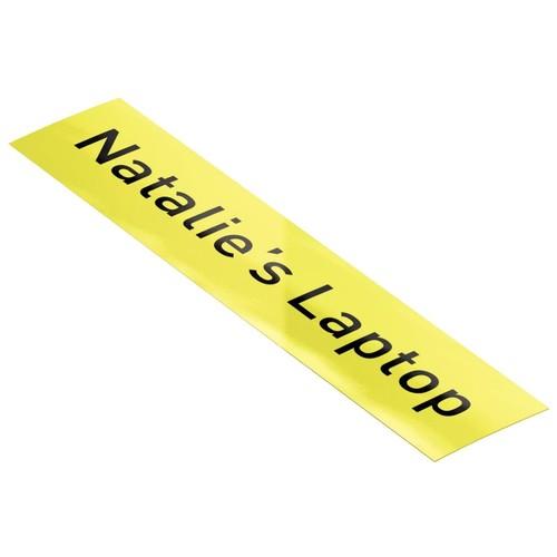 Endlosetikettenkartusche 12mmx10m Plastik gelb Icon Leitz 7015-00-15 (ST=10 METER) Produktbild Additional View 3 L