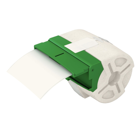Endlosetikettenkartusche 88mmx10m Plastik weiß Icon Leitz 7016-00-01 (ST=10 METER) Produktbild