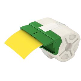 Endlosetikettenkartusche 88mmx10m Plastik gelb Icon Leitz 7016-00-15 (ST=10 METER) Produktbild
