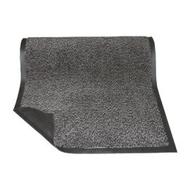 Schmutzfangmatte für Innenbereich 120x180cm anthrazit Polypropylen Miltex 33031 Produktbild