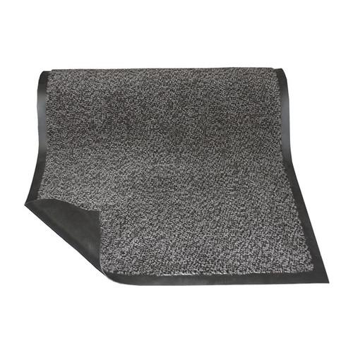 Schmutzfangmatte für Innenbereich 120x180cm anthrazit Polypropylen Miltex 33031 Produktbild Front View L