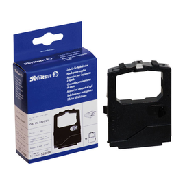 Farbband für Oki ML 5520/5521/5590/5591 schwarz Nylon 8mm x 2,2m Pelikan 528896 Produktbild