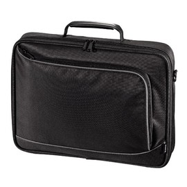 "Laptoptasche Sportsline Bordeaux 15,6"" bis 40cm 40x7x35cm grau/schwarz Hama 00101093 Produktbild"
