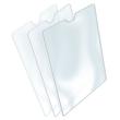Ausweishülle 95x135mm transparent Herma 5020 Produktbild Additional View 1 S