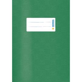 Heftumschlag A5 dunkelgrün Kunststoff Herma 7425 Produktbild