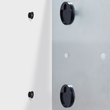 Glas-Magnetboard artverum 1200x900x15mm schwarz inkl. Magnete Sigel GL210 Produktbild Additional View 3 S