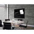 Glas-Magnetboard artverum 1200x900x15mm schwarz inkl. Magnete Sigel GL210 Produktbild Additional View 6 S