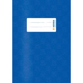 Heftumschlag A5 dunkelblau Kunststoff Herma 7423 Produktbild