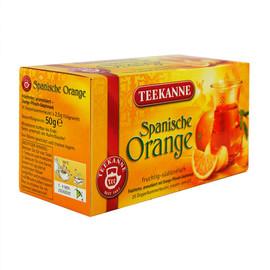 Spanische Orange Tee Teekanne 667035 (PACK=20 BEUTEL) Produktbild