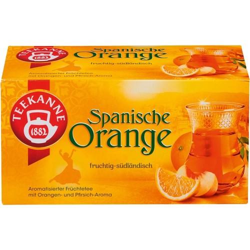 Spanische Orange Tee Teekanne Nr. 6774 (PACK=20 BEUTEL) Produktbild Front View L