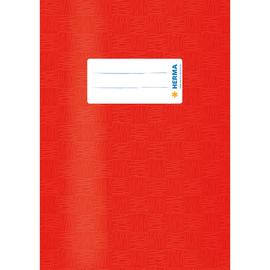 Heftumschlag A5 rot Kunststoff Herma 7422 Produktbild