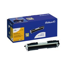 Toner Gr. 1226 (CE311A) für LaserJet Pro CP1020/CP1025 1000Seiten cyan Pelikan 4215413 Produktbild