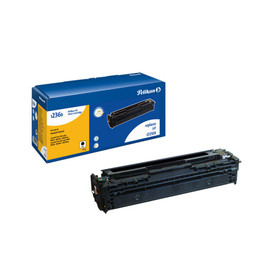 Toner Gr. 1236HC (CF210X) für Color Laserjet M276/251 2400Seiten schwarz Pelikan 4229502 Produktbild