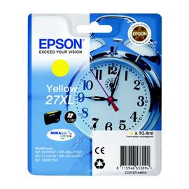 Tintenpatrone 27XL für Epson WF3620/ 7110DTW/7600 10,4ml yellow Epson T271440 Produktbild