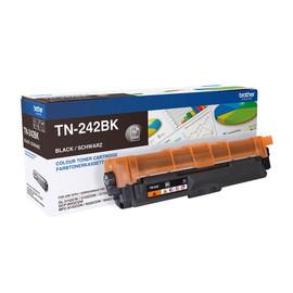Toner für Brother HL-3152CDW/3172CDW 2500Seiten schwarz Brother TN-242BK Produktbild