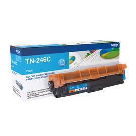 Toner für Brother HL-3152CDW/3172CDW 2200Seiten cyan Brother TN-246C Produktbild
