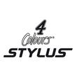 Vierfarb-Kugelschreiber Grip Stylus mit Touchpen-Funktion 0,4mm Bic 926404 Produktbild Additional View 8 S