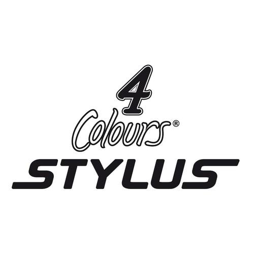 Vierfarb-Kugelschreiber Grip Stylus mit Touchpen-Funktion 0,4mm Bic 926404 Produktbild Additional View 8 L