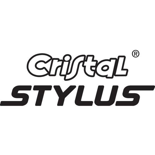 Kugelschreiber Cristal Stylus mit Touchpen-Funktion 0,4mm mittel blau Bic 926388 Produktbild Additional View 9 L