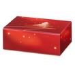 Klappschachtel rot Goldbaum 220 x 150 x 75mm Famulus 902059 Produktbild