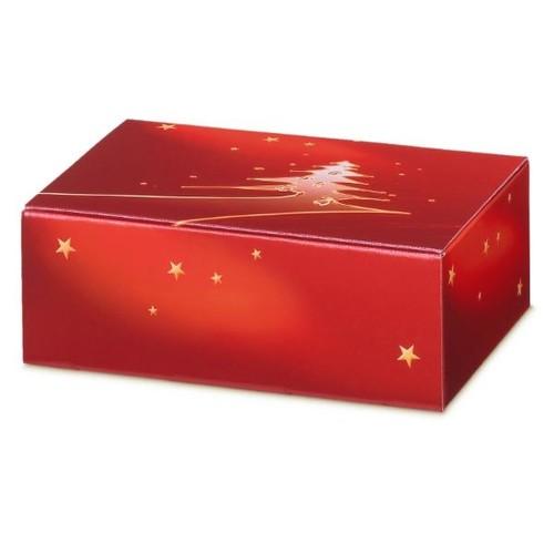 Klappschachtel rot Goldbaum 220 x 150 x 75mm Famulus 902059 Produktbild Front View L