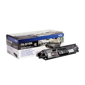 Toner für Brother DCP-L8400CDN/HL-L8300/ MFC-L8600CDW 2500Seiten schwarz Brother TN-321BK Produktbild