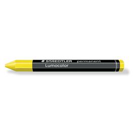 Universalkreide Lumocolor omnigraph 236 gelb sechseckig papierumwickelt Staedtler 236-1 Produktbild