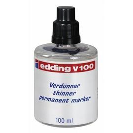 Verdünner für Nachfülltinten T25/T100/ T1000  100ml Flasche Edding 4-V100100 Produktbild
