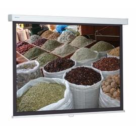 Projektionsleinwand ProScreen CSR Stativ 129x200cm Tuch mattweiß 5958000001 Produktbild