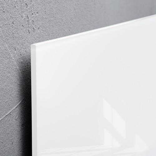 Glas-Magnetboard artverum 1300x550x15mm super-weiß inkl. Magnete Sigel GL241 Produktbild Additional View 1 L