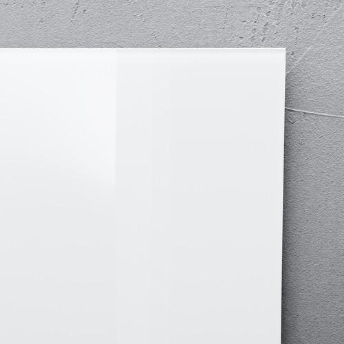 Glas-Magnetboard artverum 1300x550x15mm super-weiß inkl. Magnete Sigel GL241 Produktbild Additional View 2 L