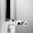 Stifteschale artverum 500x75x90mm glasklar Acryl klebbar Sigel GL198 Produktbild Additional View 1 S