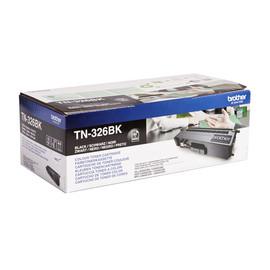 Toner für Brother HL-L8250/MFC-L8600 4000Seiten schwarz Brother TN-326BK Produktbild