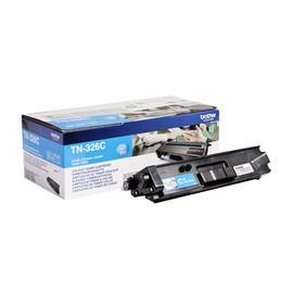 Toner für Brother HL-L8250/MFC-L8600 3500Seiten cyan Brother TN-326C Produktbild