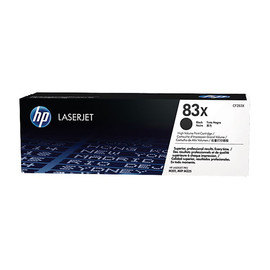 Toner 83X für HP Laserjet Pro MFP M120 2200 Seiten schwarz HP CF283X Produktbild
