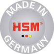 Aktenvernichter SECURIO B22 für 9-11Blatt 1,9x15mm Partikelschnitt HSM 1832121 (Sicherheitsstufe P-5) Produktbild Additional View 4 S