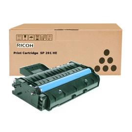 Toner für Aficio SP 201 2600 Seiten schwarz Ricoh 407254 Produktbild