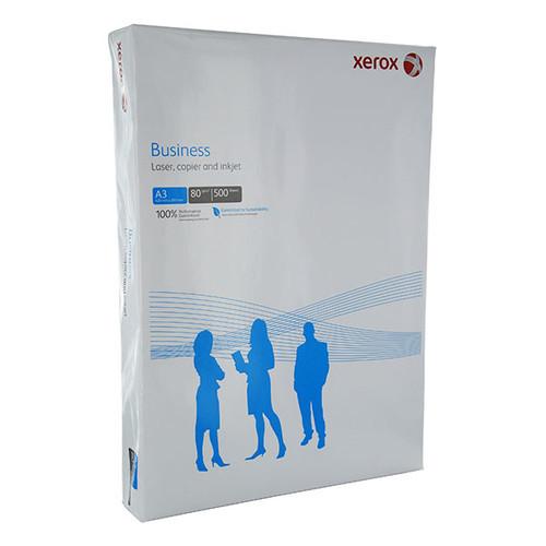 Kopierpapier Xerox Business A3 80g weiß ECF EU-Ecolabel 150CIE (PACK=500 BLATT) Produktbild Front View L